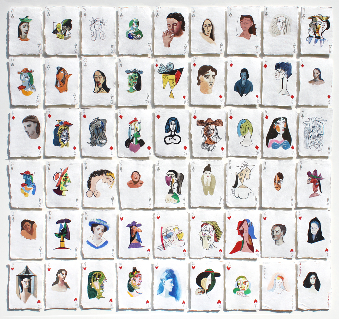 21-a-pack-of-picassos-women-gouache-on-paper-114-x-124cm-2015